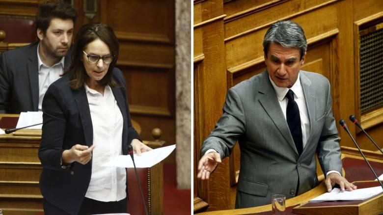 Κόντρα στη Βουλή για τις δηλώσεις Ερντογάν και Ράμα