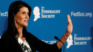 ΗΠΑ: Κόρη μεταναστών η νέα πρέσβειρα στον ΟΗΕ