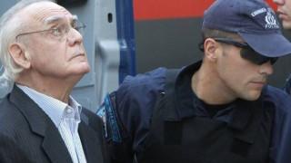 «Όχι» στην αποφυλάκιση Τσοχατζόπουλου για τρίτη φορά
