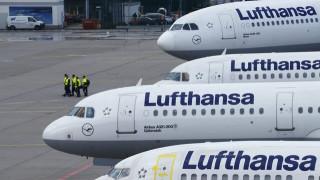 Παράταση μέχρι την Παρασκευή της απεργίας στη Lufthansa