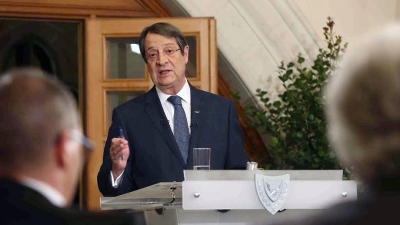 Ν. Αναστασιάδης: Συνεχίζουμε, η μη λύση δεν είναι λύση