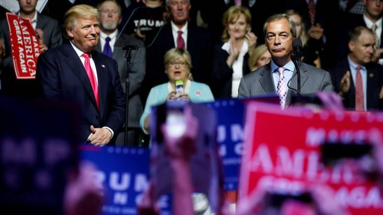 Ο Trump, το Brexit και η Ευρώπη