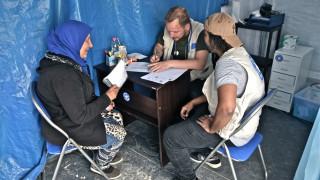 Πολυεθνική δύναμη των Γιατρών του Κόσμου για το προσφυγικό
