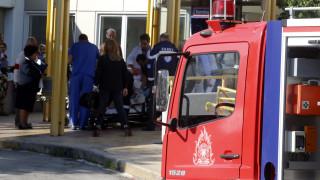 Στο νοσοκομείο με σοβαρά εγκαύματα 4χρονος που εγκλωβίστηκε στο φλεγόμενο σπίτι του