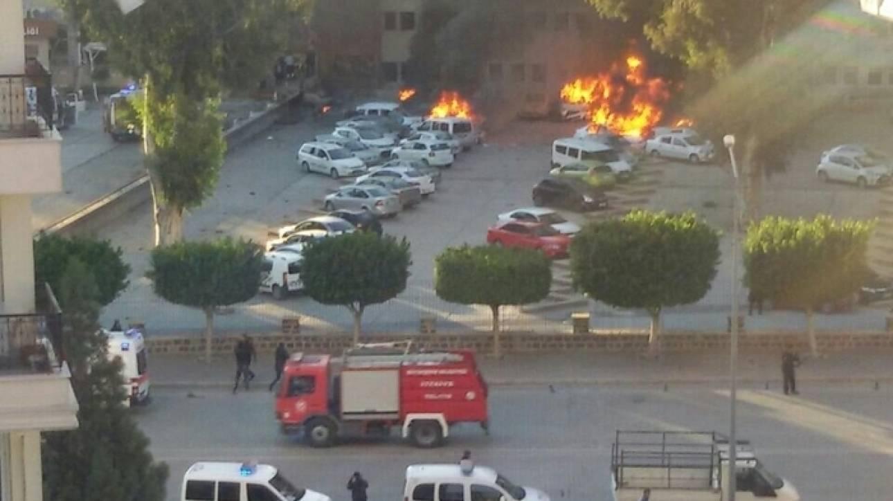 Τουρκία: Πέντε τραυματίες σε ισχυρή έκρηξη στην πόλη Άδανα (vid)