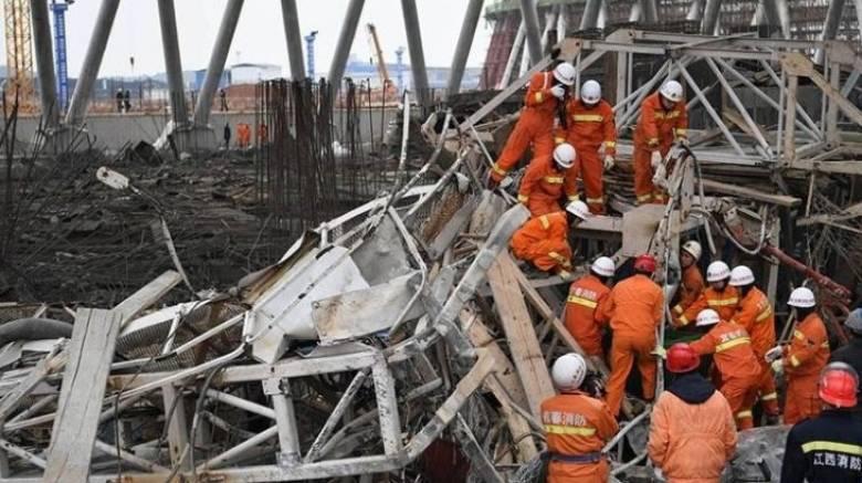 Κίνα: Τραγωδία με δεκάδες νεκρούς σε εργοτάξιο