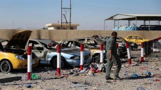 Επίθεση αυτοκτονίας με δεκάδες νεκρούς έξω από τη Βαγδάτη