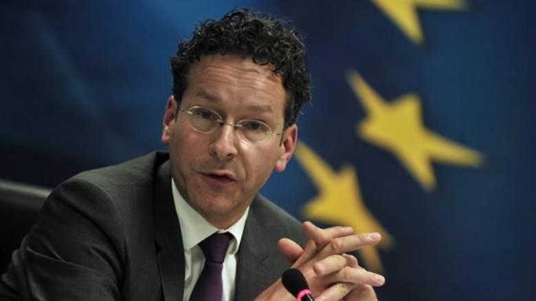 Ντάισελμπλουμ: Θα βοηθήσουμε τους Έλληνες αρκεί να είναι συνεπείς
