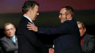 Κολομβία: Νέα συνθήκη ειρήνης κυβέρνησης-FARC