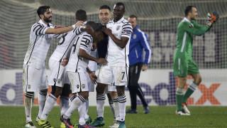 Europa League: μεγάλο διπλό του ΠΑΟΚ στη Φλωρεντία, ήττα του ΠΑΟ από τον Άγιαξ
