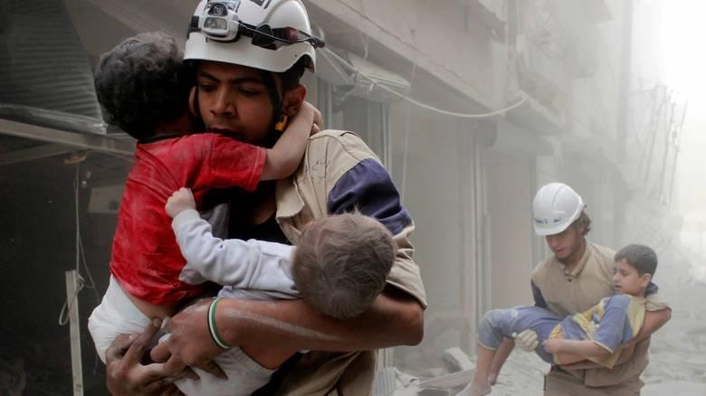 Χαλέπι: τραγωδία δίχως τέλος