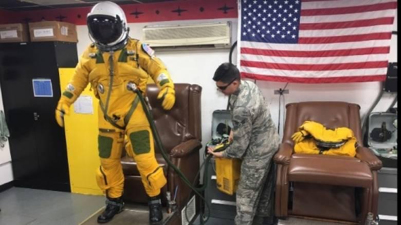 Κατασκοπεύοντας τον ISIS με ένα U2 «Dragonlady» από τα όρια της ατμόσφαιρας (Pics+Vid)