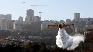 Εμπρησμό βλέπουν πίσω από την πύρινη κόλαση στο Ισραήλ