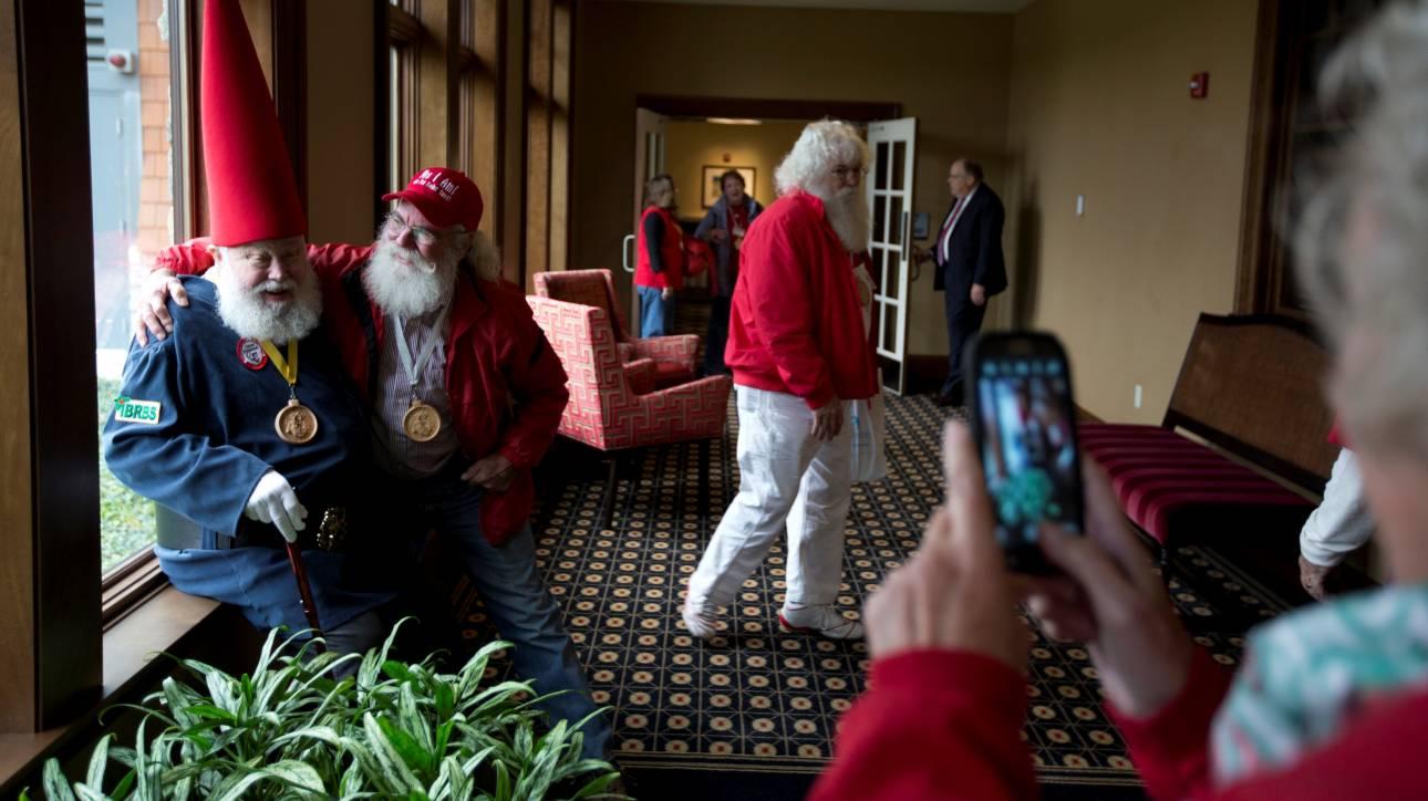 Γίνε Santa Claus σε 3 μέρες στο Χάρβαρντ των Άι-Βασίληδων