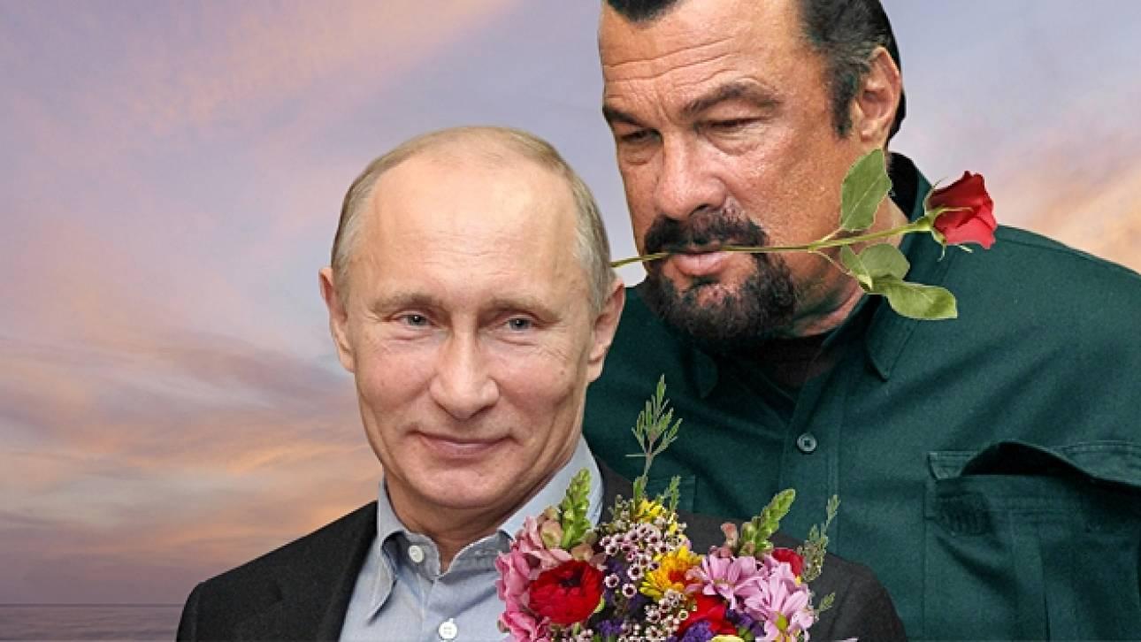Επίσημα Ρώσος ο αγαπημένος του Πούτιν Στίβεν Σιγκάλ