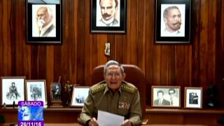 Φιντέλ Κάστρο: Το ιστορικό βίντεο της ανακοίνωσης του θανάτου του