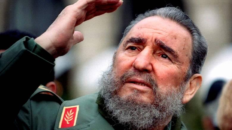 ΚΚΕ για Κάστρο: Αντίο στην θρυλική μορφή του κομμουνιστικού κινήματος