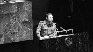 Φιντέλ Κάστρο: «Αντίο» από την παγκόσμια πολιτική σκηνή