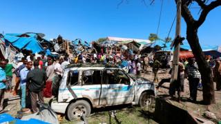 Επίθεση με παγιδευμένο αυτοκίνητο σε κεντρική αγορά στη Μογκαντίσου