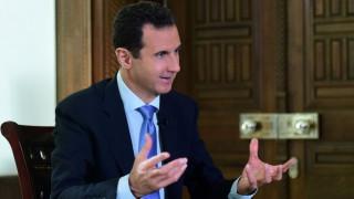 Ο Μπασάρ αλ Άσαντ χαιρετίζει την αντίσταση του Φ. Κάστρο κατά των ΗΠΑ