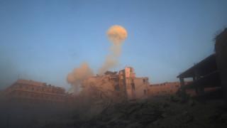 Συρία:Υπό τον έλεγχο του στρατού ανταρτοκρατούμενη συνοικία στο Χαλέπι