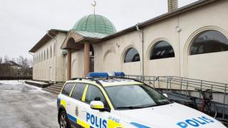 Σουηδία: Σβάστικες και συνθήματα μίσους σε τέμενος