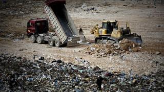 Κέρκυρα:  Προπηλακισμοί και βανδαλισμοί με φόντο τον ΧΥΤΑ
