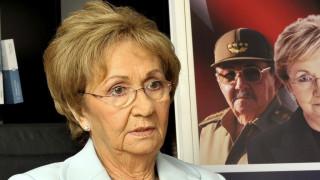 Απούσα από την κηδεία του Φ. Κάστρο η εξόριστη αδελφή του, Χουανίτα