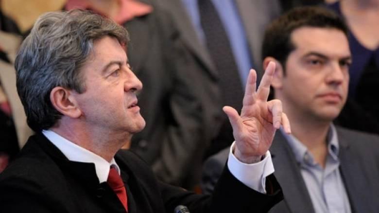 Εκλογές Γαλλία: Το ΚΚ στηρίζει την υποψηφιότητα του Ζαν-Λικ Μελανσόν