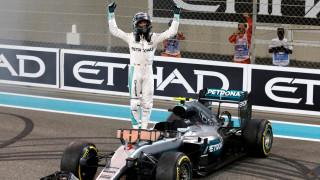 F1: με την 2η θέση στο Αμπού Ντάμπι ο Ρόσμπεργκ πανηγύρισε τον παγκόσμιο τίτλο