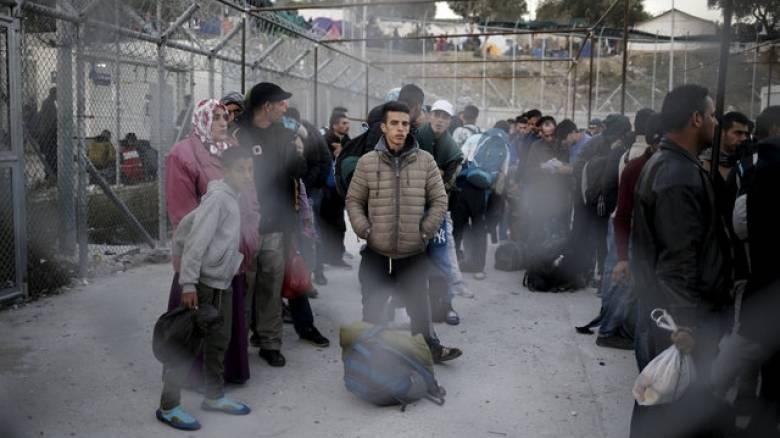 «Όχι» από τη Χίο στις προτάσεις της κυβέρνησης για το μεταναστευτικό