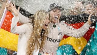 F1: το ευχαριστώ του Ρόσμπεργκ και το πάρτυ για την κατάκτηση του τίτλου