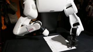 Ένα ρομπότ... ανεπίδεκτο μαθήσεως
