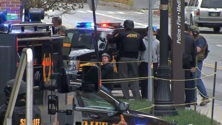 Ένοπλος άνοιξε πυρ σε Πανεπιστήμιο του Οχάιο (pics&vid)