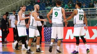 Α1 μπάσκετ: Άνετη νίκη του Παναθηναϊκού επί του Απόλλωνα Π.