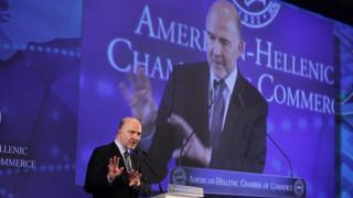 Βασικό θέμα το χρέος, στο Συνέδριο του Ελληνοαμερικανικού Επιμελητηρίου