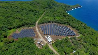 Νησί στον Ειρηνικό τροφοδοτείται με περισσότερα από 5.000 φωτοβολταϊκά