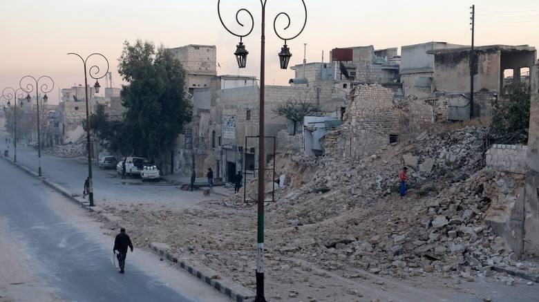 Γαλλία: Να συγκληθεί το Συμβούλιο Ασφαλείας του ΟΗΕ για το Χαλέπι