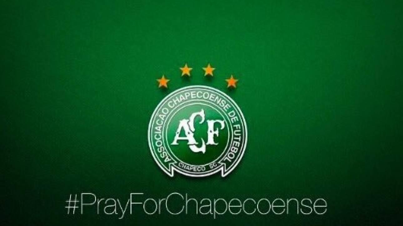 Ο ποδοσφαιρικός κόσμος εκφράζει τα συλληπητήριά τους στην Τσαπεκοένσε