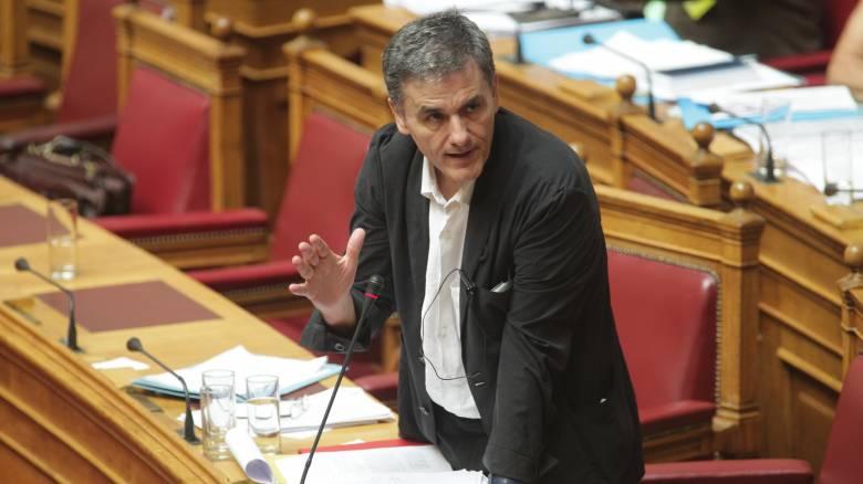 Τσακαλώτος: ορόσημο το Eurogroup, έως τον Ιανουάριο οι λεπτομέρειες για το χρέος
