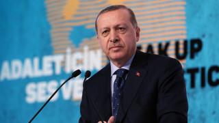Ρετζέπ Ταγίπ Ερντογάν: Έχουμε πολλές εναλλακτικές εκτός από την ΕΕ