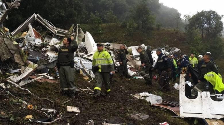Κολομβία: Πτήση με προορισμό το θάνατο για 75