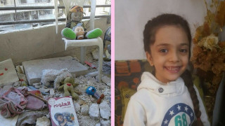 Ποιο είναι πραγματικά το κοριτσάκι από τη Συρία που ραγίζει καρδιές;