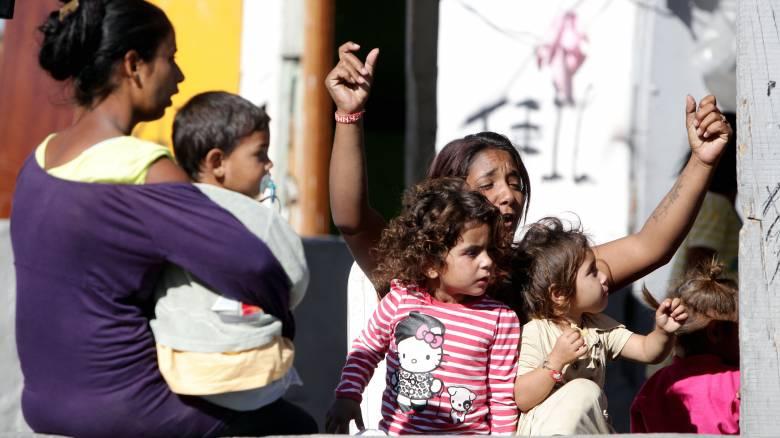 To 96% των Ρομά στην Ελλάδα ζει σε άθλιες συνθήκες