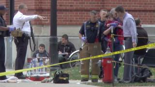 Το Ισλαμικό Κράτος ανέλαβε την ευθύνη για την επίθεση στο Οχάιο