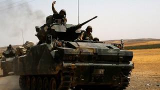 Αιχμώλωτοι του ISIS δύο Τούρκοι στρατιωτικοί στη Συρία
