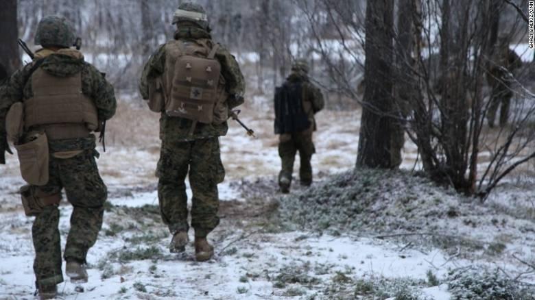 Παιχνίδια πολέμου στον Αρκτικό κύκλο «αναζωπυρώνουν» τον Ψυχρό Πόλεμο