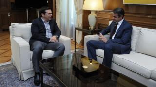 Βαρόμετρο Public Issue: Καταλληλότερος για πρωθυπουργία ο Μητσοτάκης