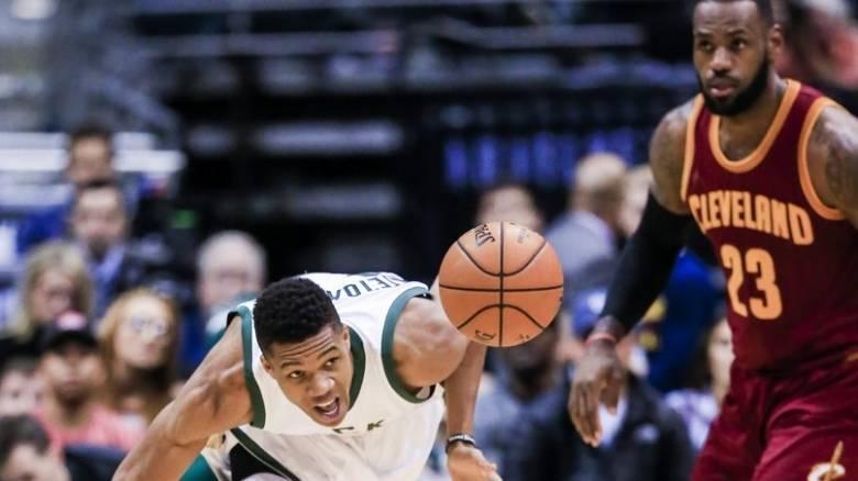 NBA: κορυφαίο της ημέρας το κάρφωμα του Αντετοκούνμπο