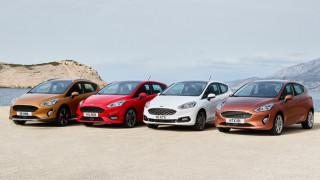 Το ολοκαίνουργιο Ford Fiesta θα είναι διαθέσιμο σε 4 εκδόσεις, με μια να είναι crossover